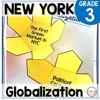 NYS Grade 3 SS Inquiry: Globalization