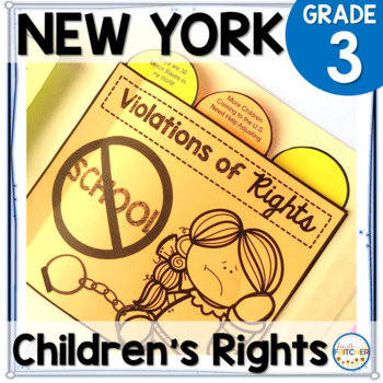 NYS Grade 3 SS Inquiry: Children's Rights