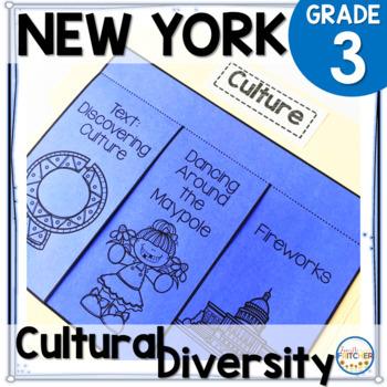 NYS Grade 3 SS Inquiry: Cultural Diversity