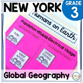 NYS Grade 3 SS Inquiry: Global Geography