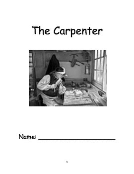 NYS Grade 4 ELA Module 2A Unit 2 - Carpenter