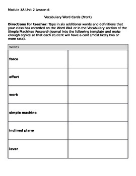 NYS Grade 4 ELA Module 3A Unit 2 Resources
