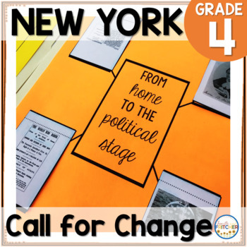 NYS Grade 4 SS Inquiry: Call for Change