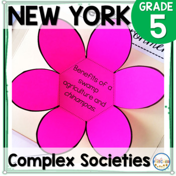 NYS Grade 5 SS Inquiry: Complex Societies