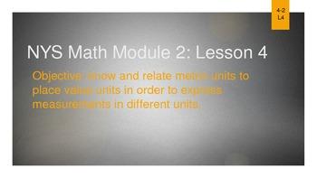 NYS Math Module 2 Lesson 4