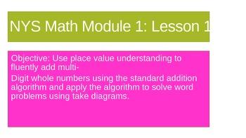 NYS Math Module1 Lesson 11