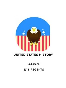 NYS US History Regents Review - Part 1 - IN SPANISH