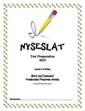 NYSESLAT 2015 K-6 Writing Test Preparation Bundle w/ Quest