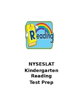 NYSESLAT Reading