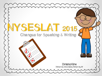 NYSESLAT changes to test in 2015