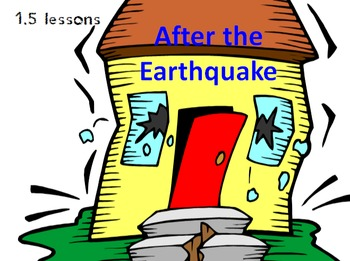 NZ Short Story: 'After the Earthquake' James Courage