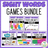 New Zealand Sight Words Giant Super Mega GAMES Bundle!