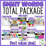 NZ Sight Words Total Package Bundle!