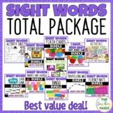 NZ Sight Words Total Package Bundle!