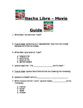 Nacho Libre - Movie Guide