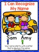 Name Activities for Little People - EDITABLE