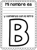 Name Activities in Spanish