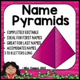Name Recognition with Name Pyramids - EDITABLE