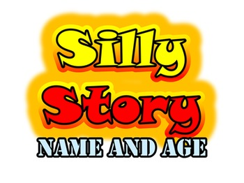 Name And Age: Listening Dictation & Silly Story For Names