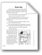 Name Day (Lexile 380)