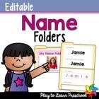 Name Folders
