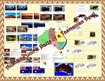 Australia:Name that Country: Australia Bundle