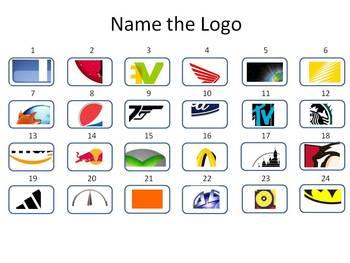 Name the Logo Quiz