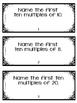 Naming Multiples: A Classroom Quest