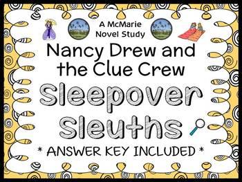 Nancy Drew and the Clue Crew: Sleepover Sleuths (Carolyn K