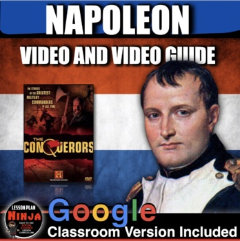 French Revolution: Napoleon Video Questions with Video Link