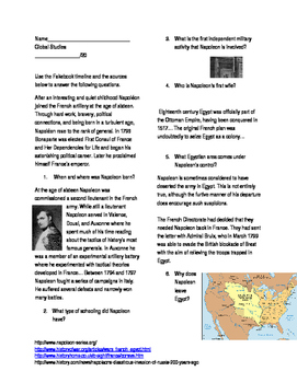 Napoleon Fakebook Project Wrapup