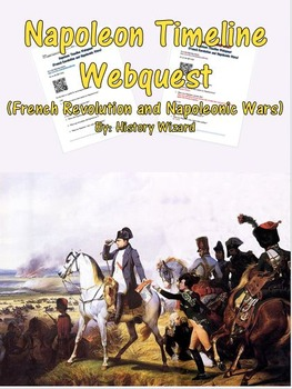 Napoleon Timeline Webquest (French Revolution and Napoleon