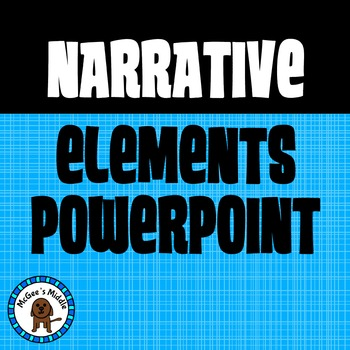 Narrative Elements PowerPoint