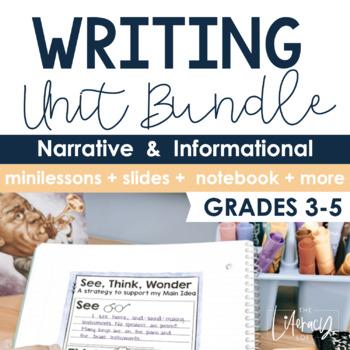 Narrative & Informational Bundle