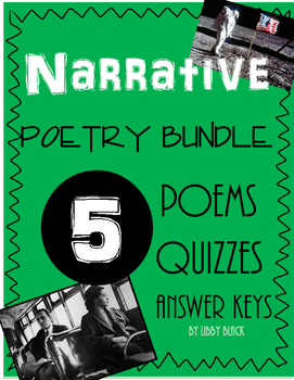 Narrative Poetry Bundle