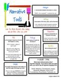 Narrative Tools Student Handout