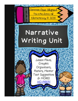 Narrative Unit of Study