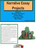 Narrative Essay Projects