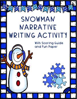 Narrative Writing Activtiy