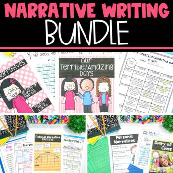 Narrative Writing BUNDLE