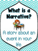 Narrative Writing- Complete Unit {Common Core Aligned}