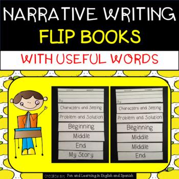 Narrative Writing Flip Books