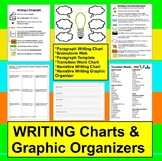 Narrative Writing Graphic Organizers & Charts (Parag Wrtg,