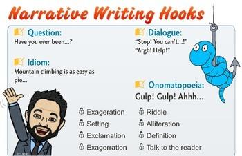 Narrative Writing: Hooks