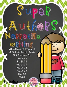 Narrative Writing: Integrated with ELA Literature Standard
