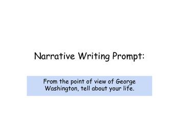 Narrative Writing Lesson- POV