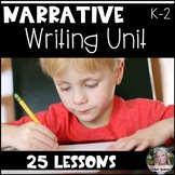 Narrative Writing Lesson Plans:  The Ultimate Writing Workshop
