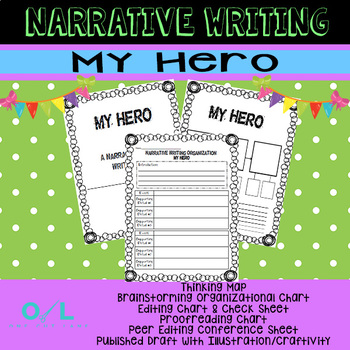 Narrative Writing Unit - My Hero