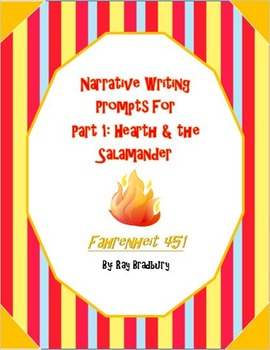 Narrative Writing in Part 1 of Fahrenheit 451 - The Hearth