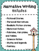 Narrative and Expository Transitions